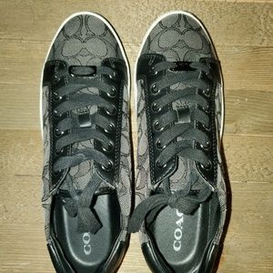 Coach Paddy Sneakers black/gray 8